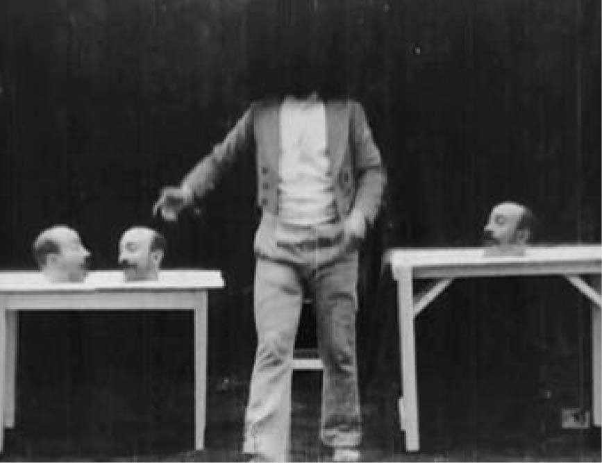 Les effets spéciaux (1/4) : Georges Méliès, à l'origine des effets spéciaux au cinéma