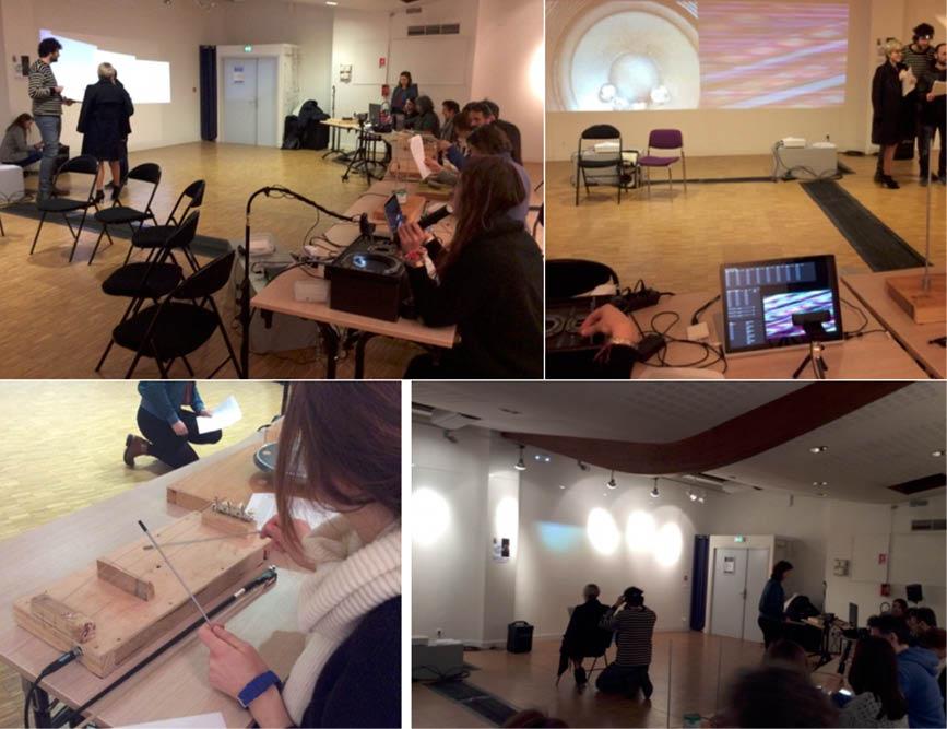 Le théâtre augmenté (4/5) : Images vivantes en interaction avec la scène