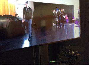 Le théâtre augmenté (3/5) : Théâtre et vidéo en direct
