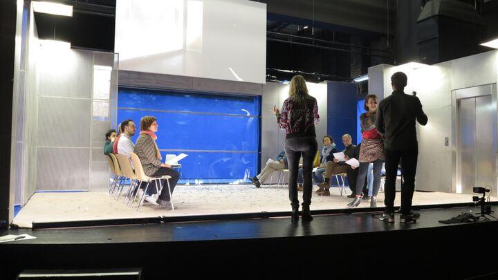 Le théâtre augmenté (5/5) : Théâtre, vidéo et son en direct