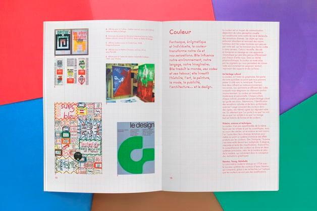 Le kit « design graphique », ressource pour la classe