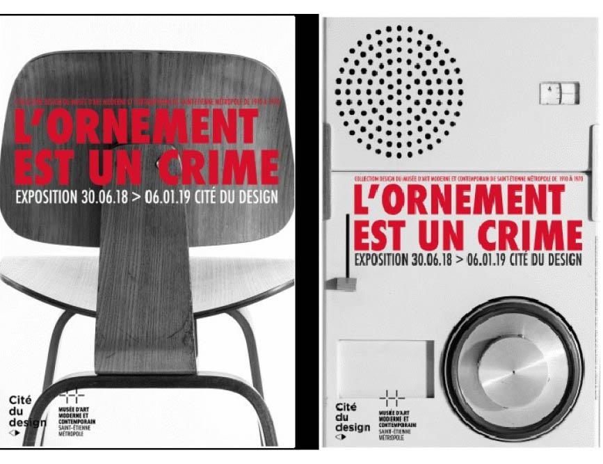 Dossier pédagogique de l'exposition « L'ornement est un crime »