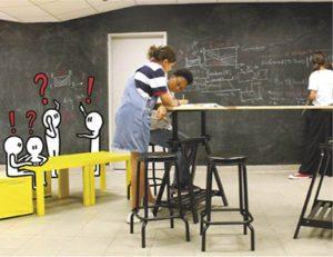 Read more about the article Publication : Remodeler sa salle de classe et sa pédagogie